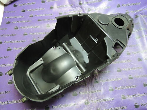 PEUGEOT ELYSEO 125 G2A STORAGE COMPARTMENT HELMET HOLDER SEAT COVER 761057