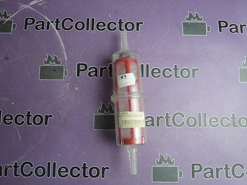 49097 FILTRE A GASOIL LONG 20 CM PLASTIMO