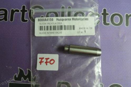 HUSQVARNA 2009 SM 450-530 RR GUIDE INTAKE VALVE 8000A4159