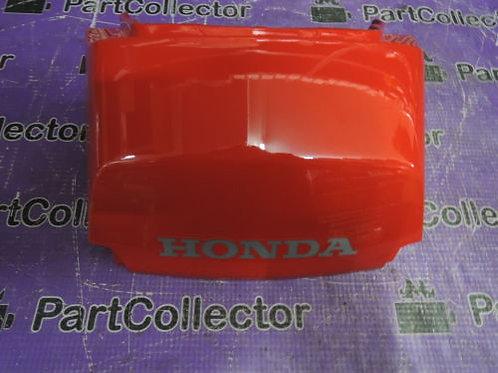 HONDA TAILPIECE REAR SEAT RED CBR600 1987-1990 77216-MN4-600ZA 77216-MN4-600
