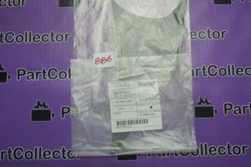 HUSQVARNA 2009 EMBLEM RADIATOR COVER LH TE-SM IE 610 8000H0091