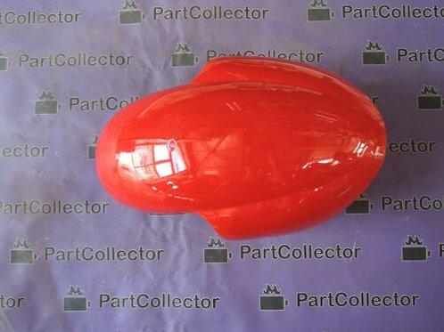 SUZUKI AY50 97-01 FRONT FENDER RED 53111-02E00 NOS