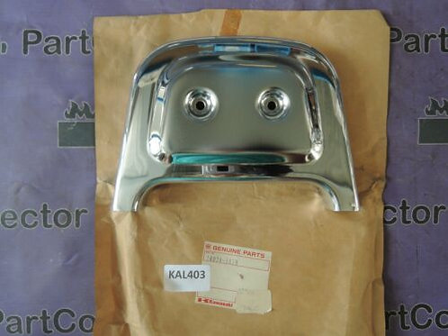 KAWASAKI VULVAN EN500 BACKREST SISSYBAR COVER REAR SEAT 90-96 14024-1879 NOS