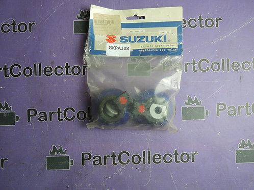 SUZUKI CRASH PADS BLUE GSX-R600-R750 990D0-16G40-BLUE
