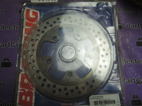 BRAKING STAINLESS STEEL BREAKING REAR DISK BRAKE SUZUKI GSX 1400 02- 07 SZ34RID