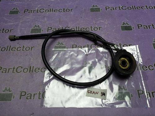 SUZUKI CABLE SPEEDOMETER BOX GEAR AN125 S 1995 34910-20E00-000 54600-11E00-000