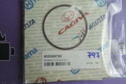 HUSQVARNA 2001 PISTON RING  WR - CR 125 800099750-800083065