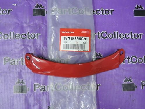 HONDA SVC100 LEAD 2003-2004 RED REAR COVER TAIL CARRIER LAGGUAGE 83702-KRP-900ZC