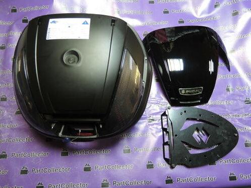 SUZUKI GENUINE BURMGAN UH 125 200 K7 TOP CASE REAR BOX KIT 37L RACK 990D0