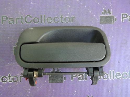 GM OUTSIDE DOOR HANDLE LEFT BLACK OPEL VECTRA B 1995 - 2002 5138109 9192225
