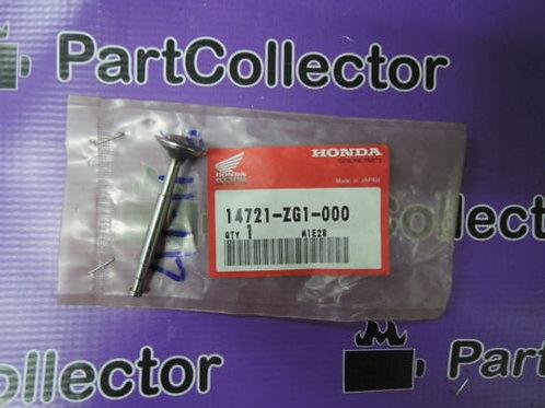 HONDA 14721-ZG1-000 EXHAUST VALVE G100 EX1000 HP250 HR173 EG650 F210 WB15