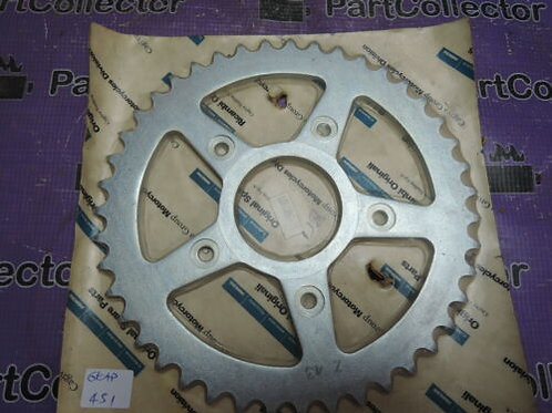 GAGIVA REAR WHEEL SPROCKET 43T RIVER 600 1995 - 1999 8D0080491