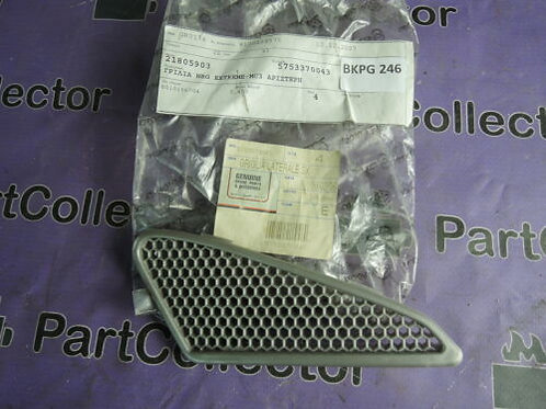 PIAGGIO NRG EXTREME MC3 DD DT 1999 - 2006 FRONT GRILL COVER LEFT 5753370043