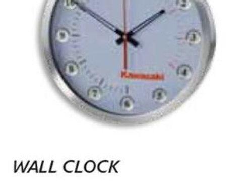 KAWASAKI WALL CLOCK GENUINE ACCESSORIES 186SPM0003 NOS