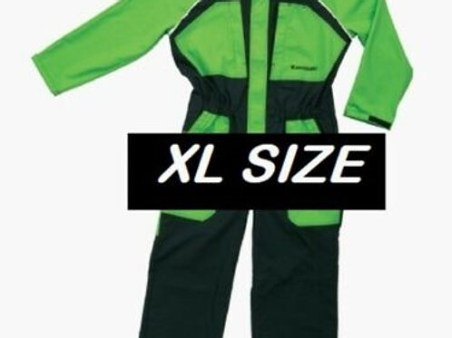 KAWASAKI WORKING SUIT XL EXTRA LARGE GENUINE 028CLD0004 NOS