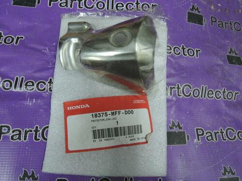 HONDA TRANSALP 700 XL700 2008-2011 PROTECTOR EXHAUST JOINT MUFFLER 18375-MFF-D00