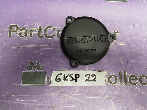 Suzuki 1651244B000ML GENUINE OIL FILTER CAP PUMP DR800 DR800L 1990