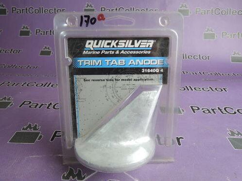 Quicksilver Trim Tab 31640Q4