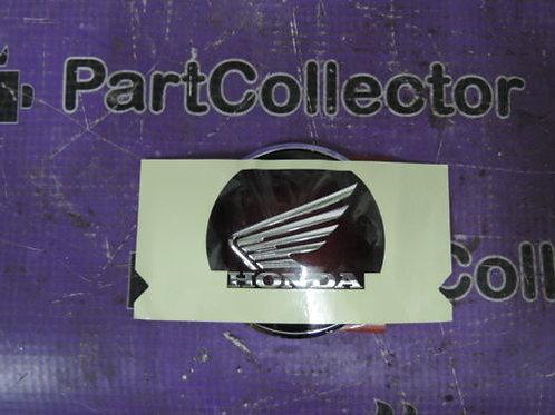 HONDA GL1800 VFR800F CB1100 NSA700A CTX1300 LEFT PRODUCT BADGE 64508-MFL-000