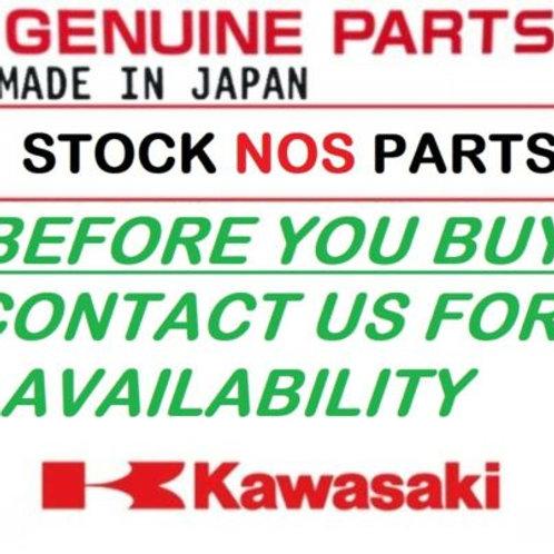 KAWASAKI GENUINE BRACKET MOUNTS FOR SIDE PANNIERS  ZZR1200 2003 99990979B NOS