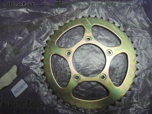 GAGIVA PLANET 125 1998 - 2003 REAR WHEEL SPROCKET 8A0082077 Z43 T43