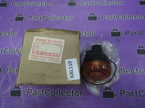 KAWASAKI GENUINE AE80 A1 REAR TURN SIGNAL INDICATOR 23040-1032 NOS