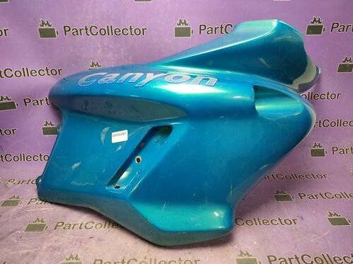 CAGIVA CANYON 500 1998 RIGHT HALF FAIRING 800080038 COVER PANEL