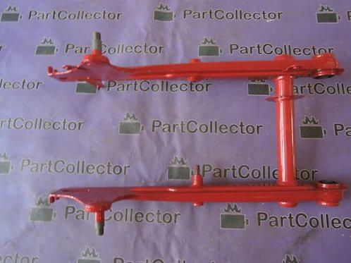 SUZUKI FR80 FR 80 REAR SWING ARM SWINGING RED 61100-35881-061 NOS