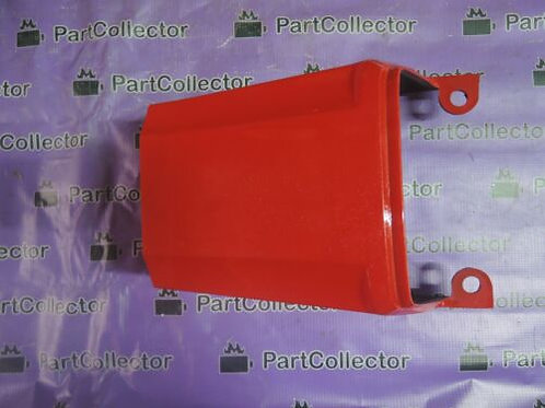 KAWASAKI Z500 79-82 Z550 80-83 RED SEAT COVER FIRECRACKER 14025-1046-B1 NOS