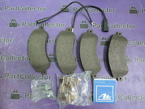 ATE 13.0460-3834.2 SET OF BRAKE PADS DISC FORD TRANSIT 603834