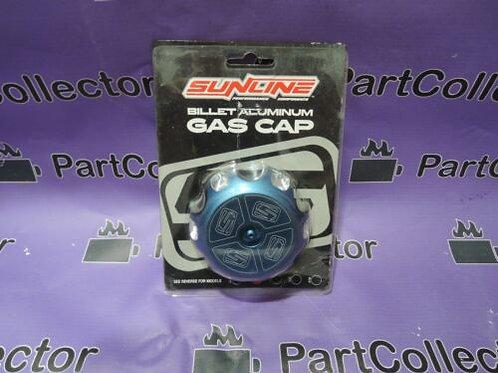 SUNLINE GAS CAP FUEL TANK 30-06-302 YZ 85 125 250 450 KAWASAKI KX 250