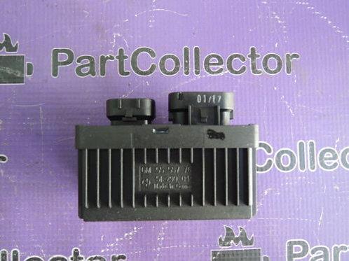 OPEL 55557761 GM 1232077 CONTROL UNIT GLOW PLUG SYSTEM RELAY  ASTRA J CORSA D