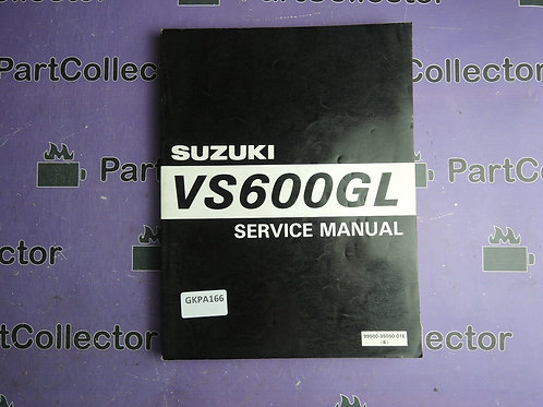 1995 SUZUKI VS600GL SERVICE MANUAL 99500-35050-01E