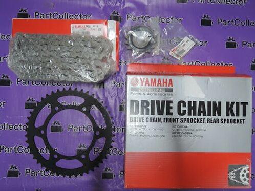 YAMAHA 3LD-W001A-01 DRIVE CHAIN SPROCKET SET TENERE XTZ 750 N 1990 - 1995
