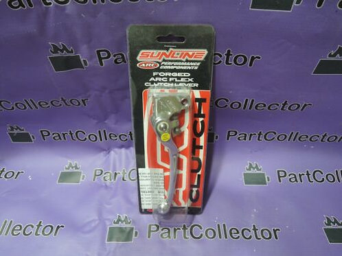 SUNLINE FORGED ARC FLEX CLUTCH LEVER HONDA CR CRF 20-01-001 CR 80 125 250 CRF