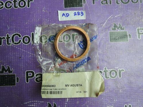 CAGIVA GENUINE RAPTOR 1000 EXHAUST FRONT PIPE GASKET 800094083