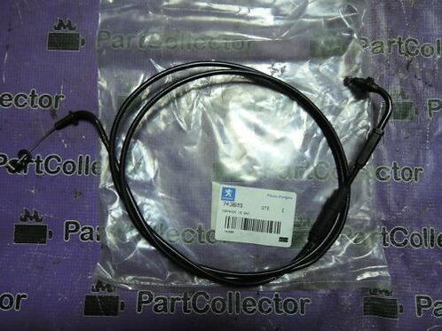 PEUGEOT X SPEEDFIGHT THROTTLE GAS CABLE ACCELERATOR 743605