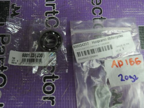 HUSQVARNA  SMR450 TC510 TE570 OEM Quality Camshaft BEARING 12X28X8  800034317