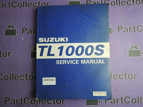 1997 SUZUKI TL1000S SERVICE MANUAL 99500-39140-01E