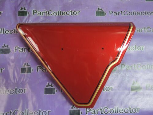 KAWASAKI KZ1300 79-82 RIGHT SIDE COVER L.P. RED 36001-1041-D9 36001-1041 NOS