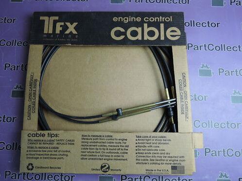 12ft Teleflex OMC 479 Johnson EVINRUDE Throttle Shift Control Cable CC20512