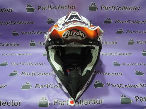 AIROH MOTORCYCLE MOTOCROSS HELMET MX CR901 LARGE L 59-60