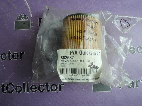 QuickSilver 882687 Oil Filter MerCruiser Diesel Engines