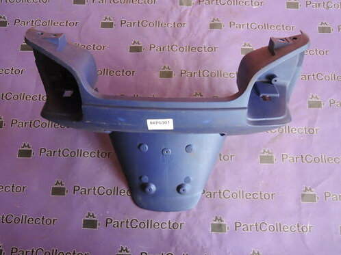 PIAGGIO HEXAGON REAR PROTECTION MUDGUARD PLATE HOLDER BLUE 57621100D1