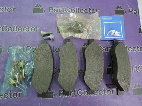 ATE 13.0460-3841.2 SET OF BRAKE PADS DISC 603841 OPEL CORSA D