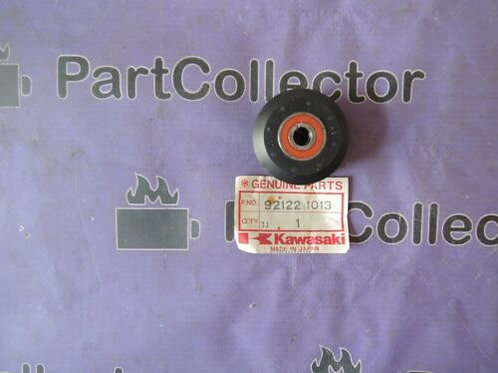 KAWASAKI KDX175 KX125 KLX250 KX250 KX420 CHAIN ROLLER RUBBER 92122-1013 NOS