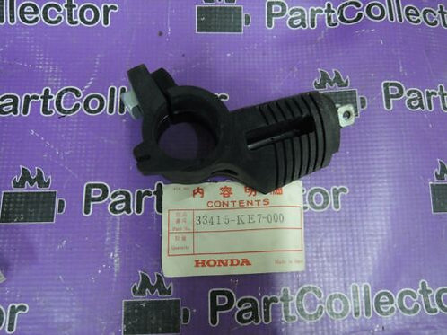 HONDA MVX250F VF400F 1982 1983 FRONT LEFT WINKER TURN SIGNAL STAY 33415-KE7-000