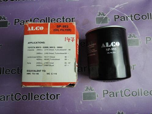 Alco Filter SP-993 Oil Filter