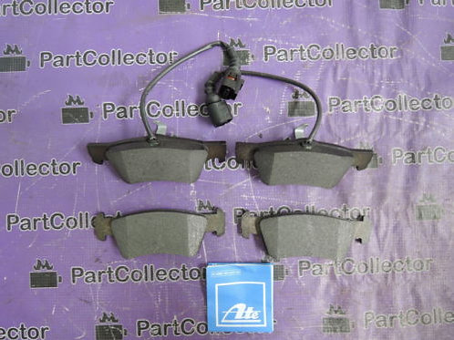 ATE 13.0460-7190.2 SET OF BRAKE DISC PADS VW TOUAREG 2002-2010 607190