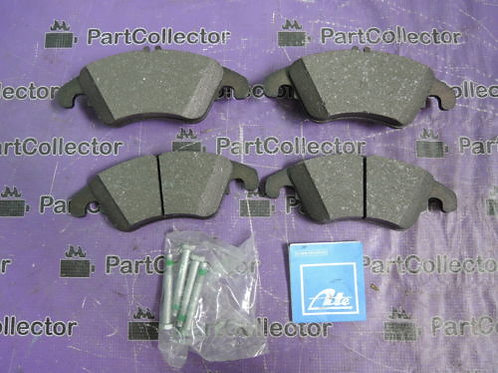 ATE 13.0460-2734.2 SET OF FRONT BRAKE SHOE PADS MERCEDES BENZ 602734